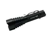 TerraLUX/Lightstar InfiniStar 1600 LED Flashlight - CREE XP-L - 1600 Lumens - Includes 1 x USB Rechargeable 18650 - Matte Black
