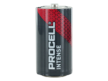 Duracell Procell Intense PX1400 C-cell 1.5V Alkaline Button Top Battery - Contractor Pack, Priced Per Cell