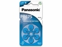 Panasonic PR675 Hearing Aid Batteries packaging