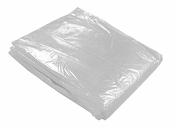 Ultimate Survival Technologies Emergency Poncho - 40 x 50-inch Rainwear - Clear (20-310-CP)