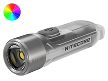 Nitecore TIKI Rechargeable LED Keylight - OSRAM P8 - 300 Lumens - Uses Built-in Li-ion Battery Pack