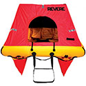 Revere Coastal Elite 4 Person Liferaft - Valise or Container Package