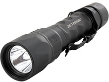 JETBeam JET-IM USB Rechargeable Dual Switch Flashlight - CREE XP-L HI LED - 1100 Lumens - Uses 1 x 18650 or 2 x CR123As