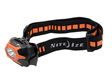 Inova STS Dual LED Headlamp - 142 Lumens - Orange