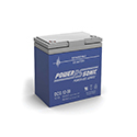 Power-Sonic Power-Gel DCG12-50 50Ah 12V Rechargeable Sealed Lead Acid (SLA) Battery - T6/U Terminal