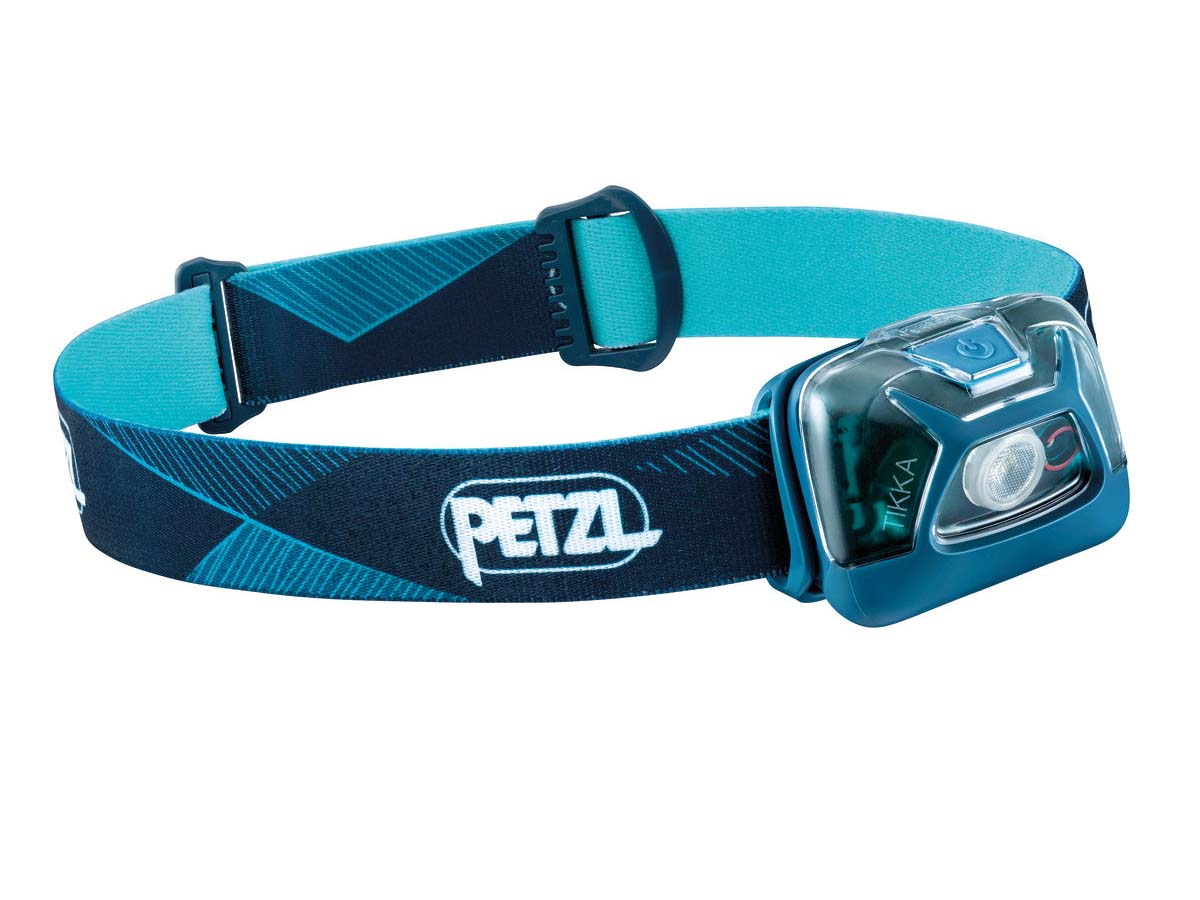 Petzl Tikka Headlamp Flashlight