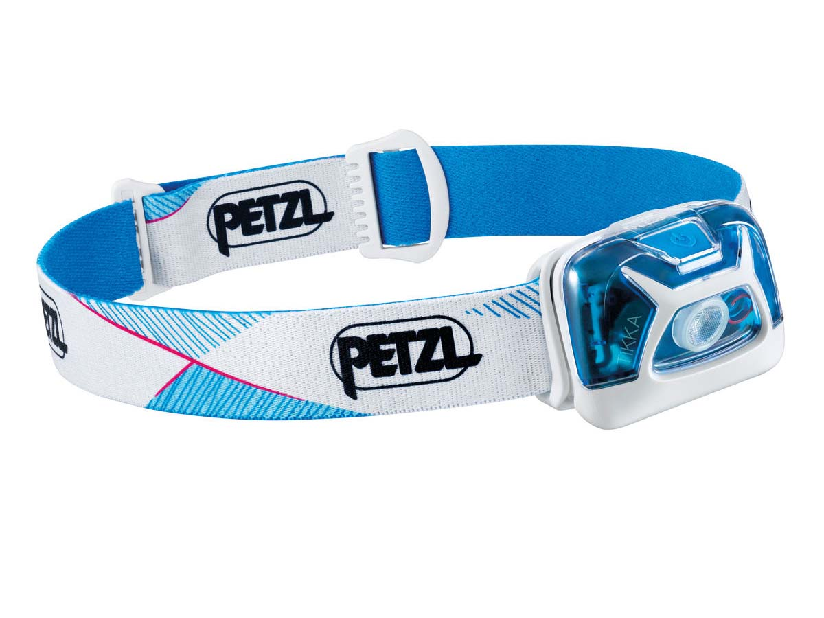 Petzl Tikka Headlamp Flashlight White