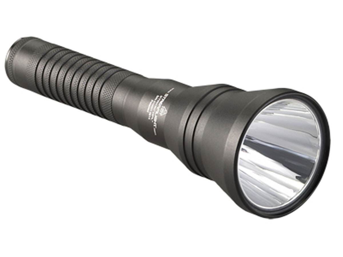 Strion Flashlight with Smooth Reflector