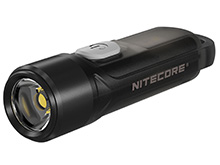 Nitecore TIKI LE Rechargeable LED Keylight - OSRAM P8 - 300 Lumens - Uses Built-in Li-ion Battery Pack
