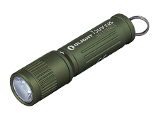 Olight I3UV Compact Flashlight - 395nm UV - Includes 1 x AAA - Olive Drab Green