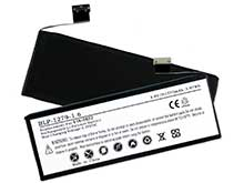 Empire BLP-1279-1.6 1570mAh 3.8V Lithium Polymer (Li-poly) Apple iPhone 5S Cell Phone Battery