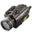Streamlight TLR-2 HL High-Lumen LED Weapon Light with Green or Red Laser - Picatinny and Glock Rail Mount - Fits Beretta 90two, S&W 99 and S&W TSW - 800 Lumens - Includes 2 x CR123As