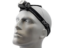 Smith and Wesson Delta Force HL-10 110152 LED Headlamp - CREE XP-G2 R5 LED - 430 Lumens - Includes 3 x AAAs