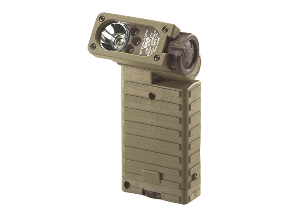 Hands-free tactical flashlight