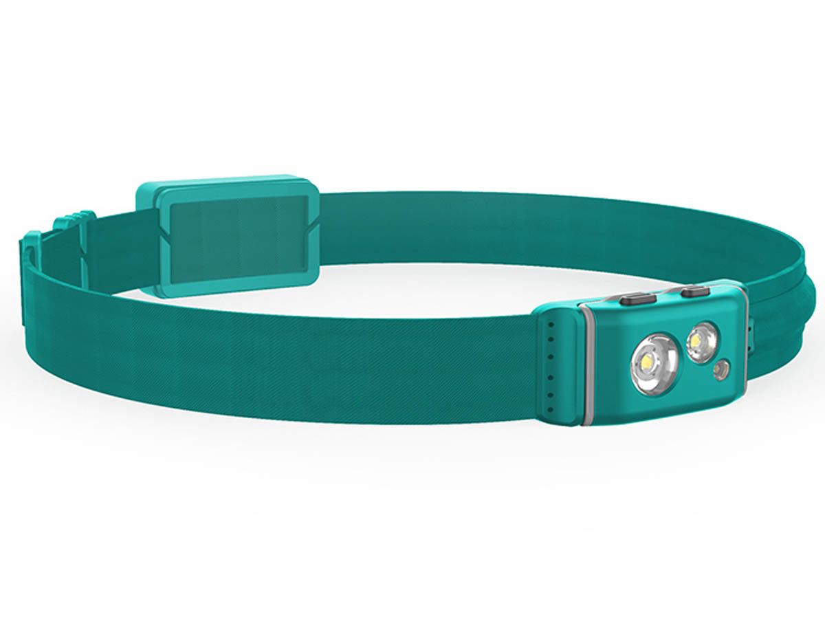 Klarus HR1 Plus Ocean Teal Running Headlamp