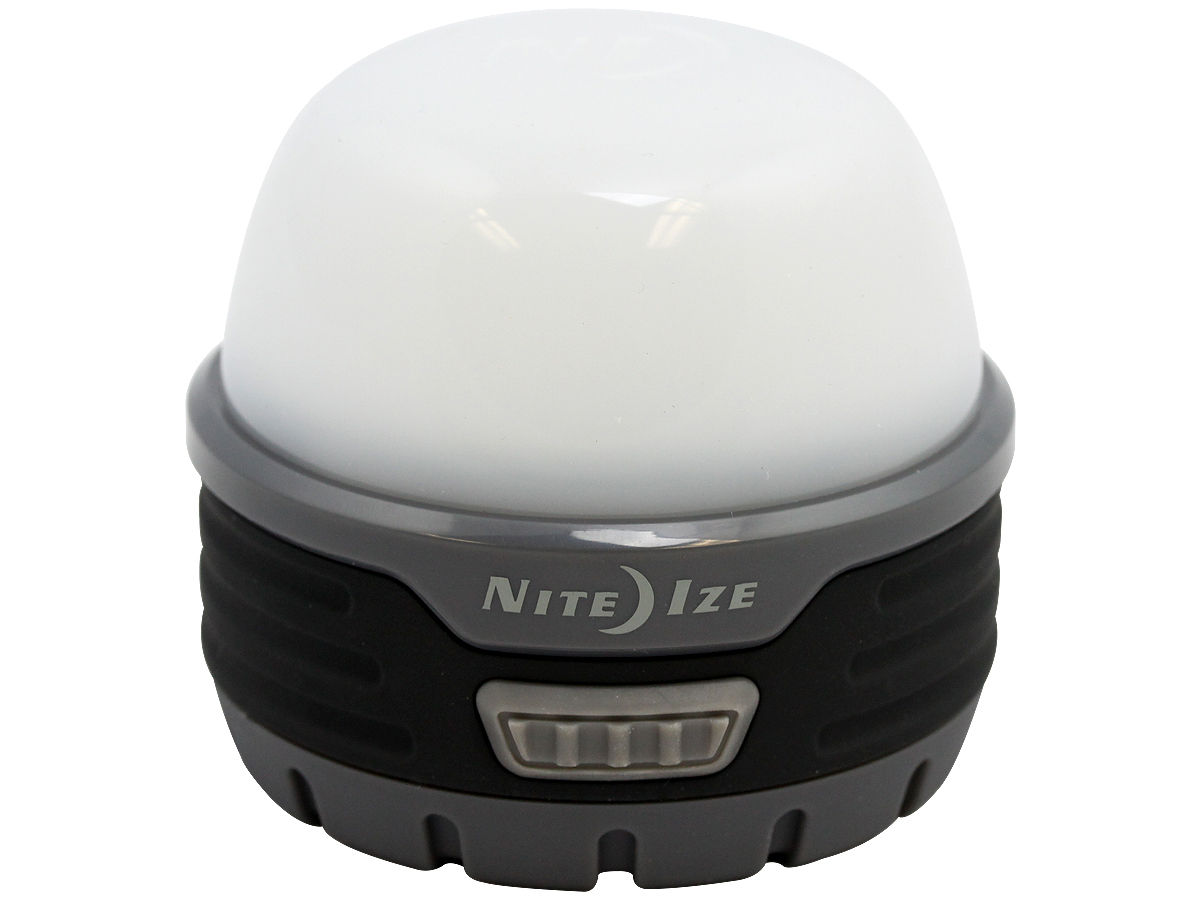 Front Shot of the Nite Ize Radiant 100 Mini LED Lantern