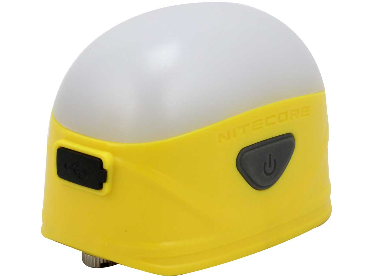 Yellow with USB port