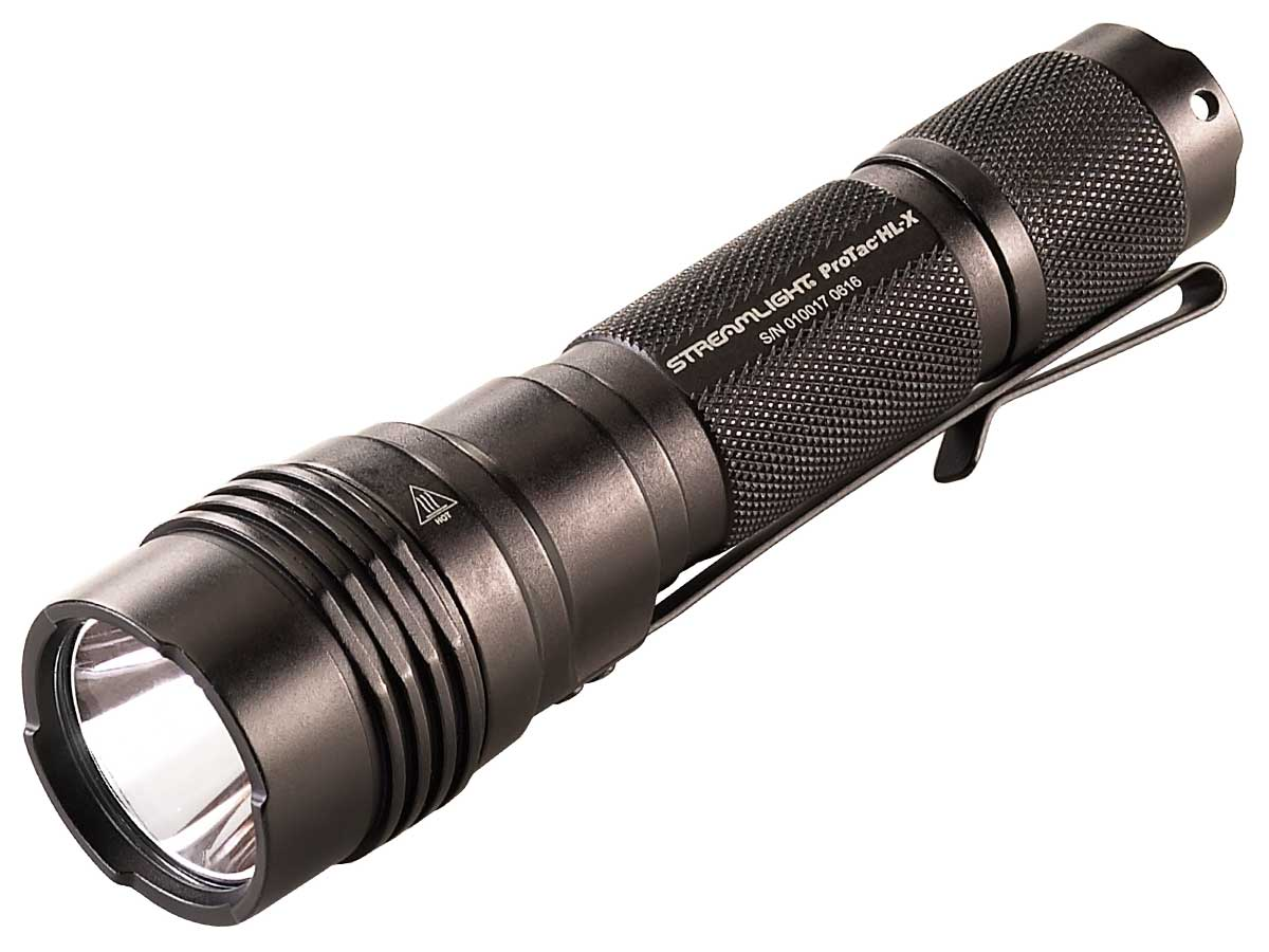 Streamlight ProTac HL-X Dual Fuel Flashlight