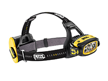 Petzl DUO Z2 Headlamp - 430 Lumens - Includes 4 x AA (E80AHB)