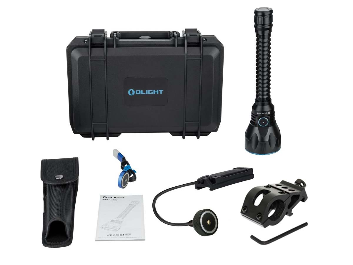 Olight Javelot Pro Searchlight Bundle