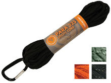 Ultimate Survival Technologies Paracord 325 Hank - 50 Feet - Comes in 4 Colors