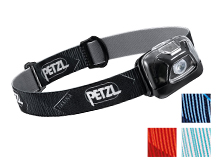 Petzl Tikkina Headlamp - 250 Lumens - Includes 3 x AAA