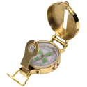 Ultimate Survival Technologies Heritage Lensatic Compass with Glow-in-the-Dark Directional Letters (20-12133)