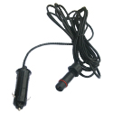 AELight Remote Light Power Cord W/cigarette plug