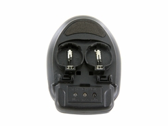 Smart charger for Dual Li-Ion Button Cells 3.6V LIR 2032