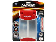 Energizer Weatheready LED Folding Lantern - 220 Lumens - Uses 2 or 4 x D Batteries - FL452WRBP