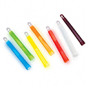 Cyalume 6-inch ChemLight Chemical Light Sticks - Case of 10 - Individually Foiled
