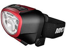 Rayovac Spot-to-Flood Motion-Activated Headlamp - CREE LED - 180 Lumens - Includes 3 x AAAs (STFHLA-BT)