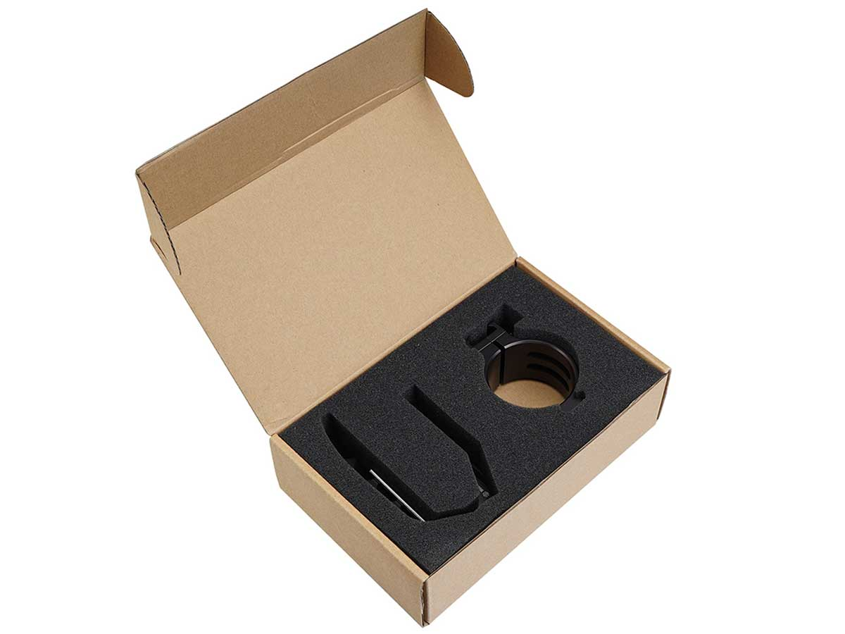 MecArmy CL52 flashlight handle packaging