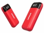 Xtar PB2S charger side views in red