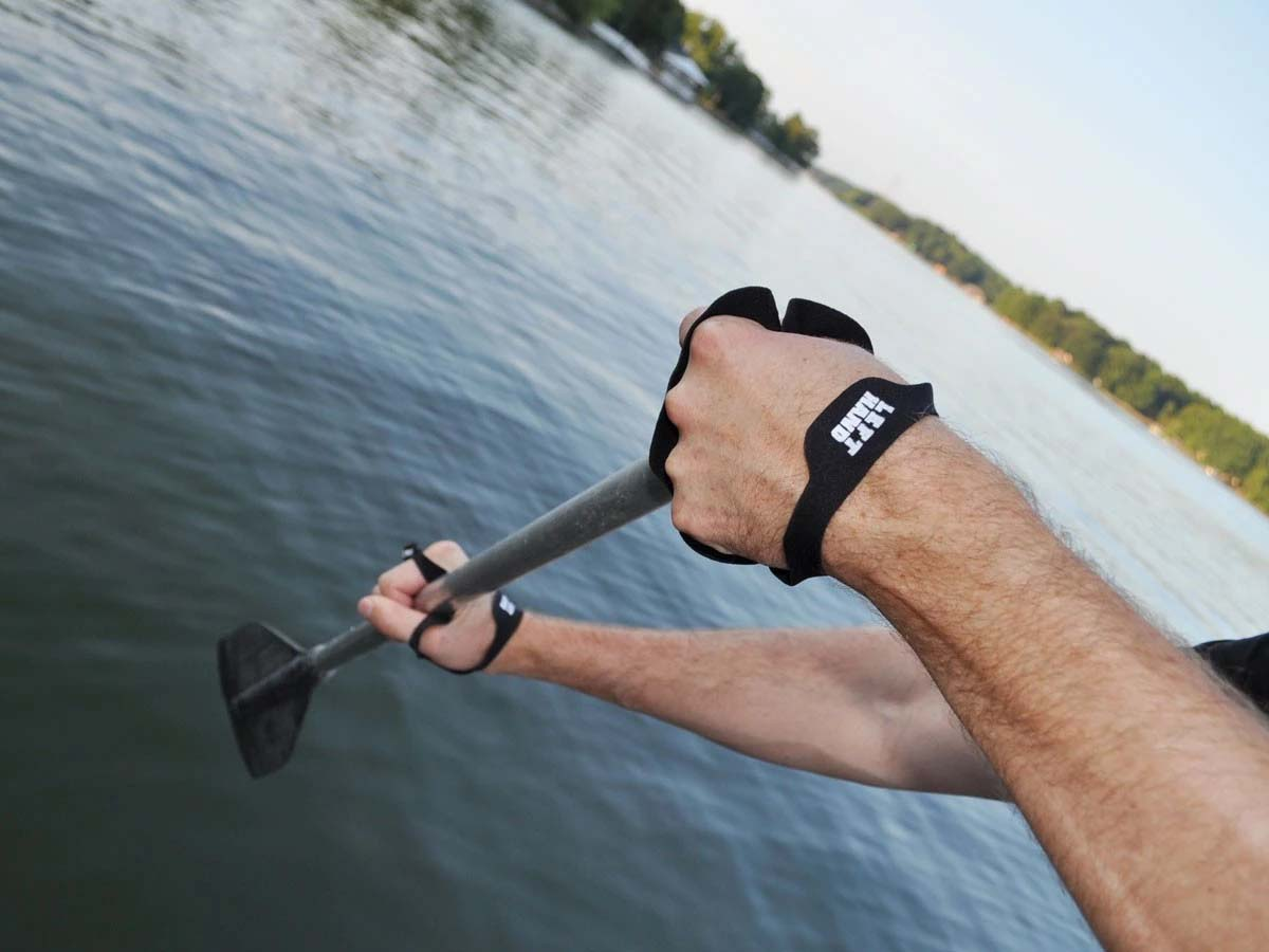 Striker Tough Skin Gloves Kayaking Canoe