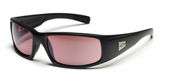 Smith Optics - HIDEOUT Tactical Sunglasses with Black Frames with Ignitor Lenses