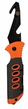 Ultimate Survival Technologies Urban Rescue Multi-Tool - 4 Total Tools - Black Oxide - Orange and Grey (20-51131-1)