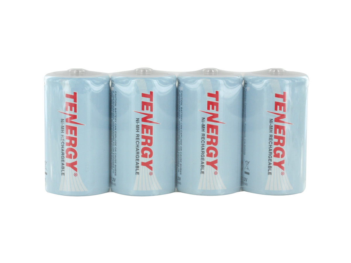 Tenergy 10100 D battery upright
