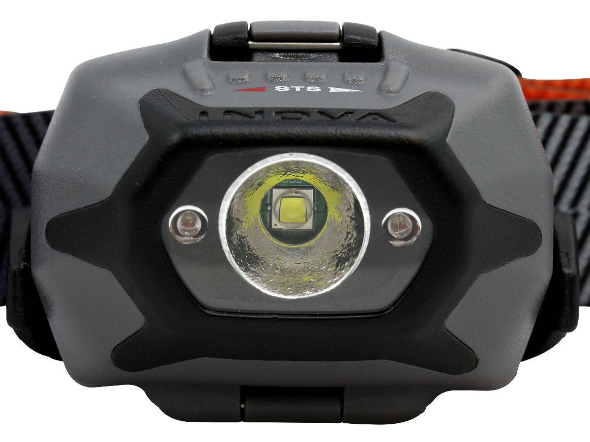 LED Shot of the Inova STS Headlamp