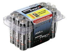 Rayovac Ultra Pro AL-AAA-18 1.5V Alkaline Button Batteries - 18 Pack (ALAAA-18PPJ)