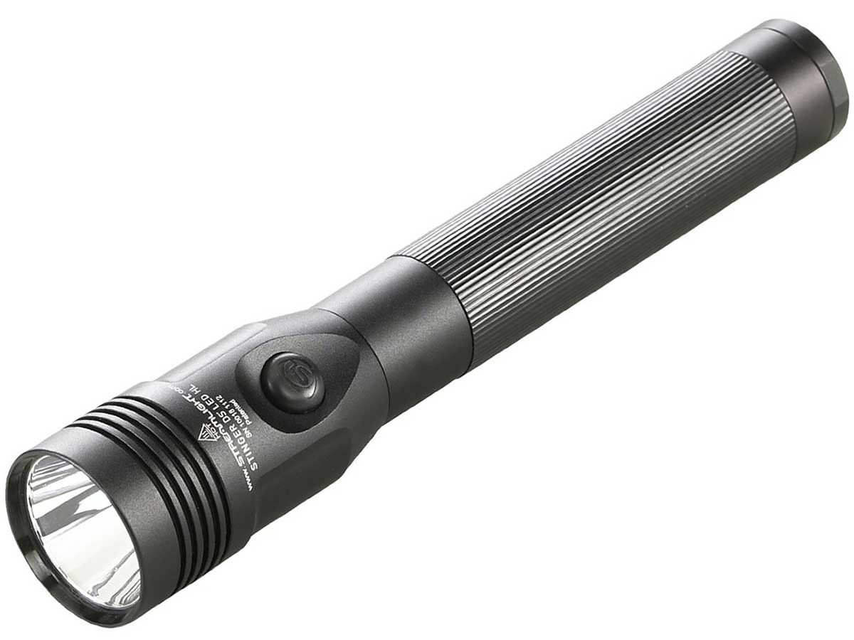 Streamlight Stinger with Dual Switch Design