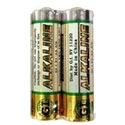 GI 91 AA (2SHK) 1.5V Alkaline Button Top Batteries - 2 Pack Shrink Wrap (360 Shrink Packs per Case)