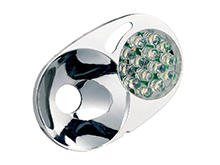Petzl MODU'LED Replacement Reflector and 14 LED Module - Fits DUO LED 14 Headlamp (E60970)