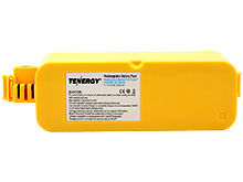 Tenergy 11701 Nickel Metal Hydride (NiMH) Replacement Battery w/ Hard Case (Yellow Color) for iRobot Roomba APS 4905 400 Series Vacuum Cleaner