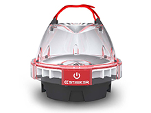 Striker ILLUMiDOME Mini Waterproof Lantern -200 Lumens - Includes 3 x AA