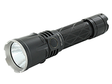 Klarus XT21X Rechargeable Tactical LED Flashlight - CREE XHP70.2 P2 - 4000 Lumens - Includes 1 x 3.6V 5000mAh 21700
