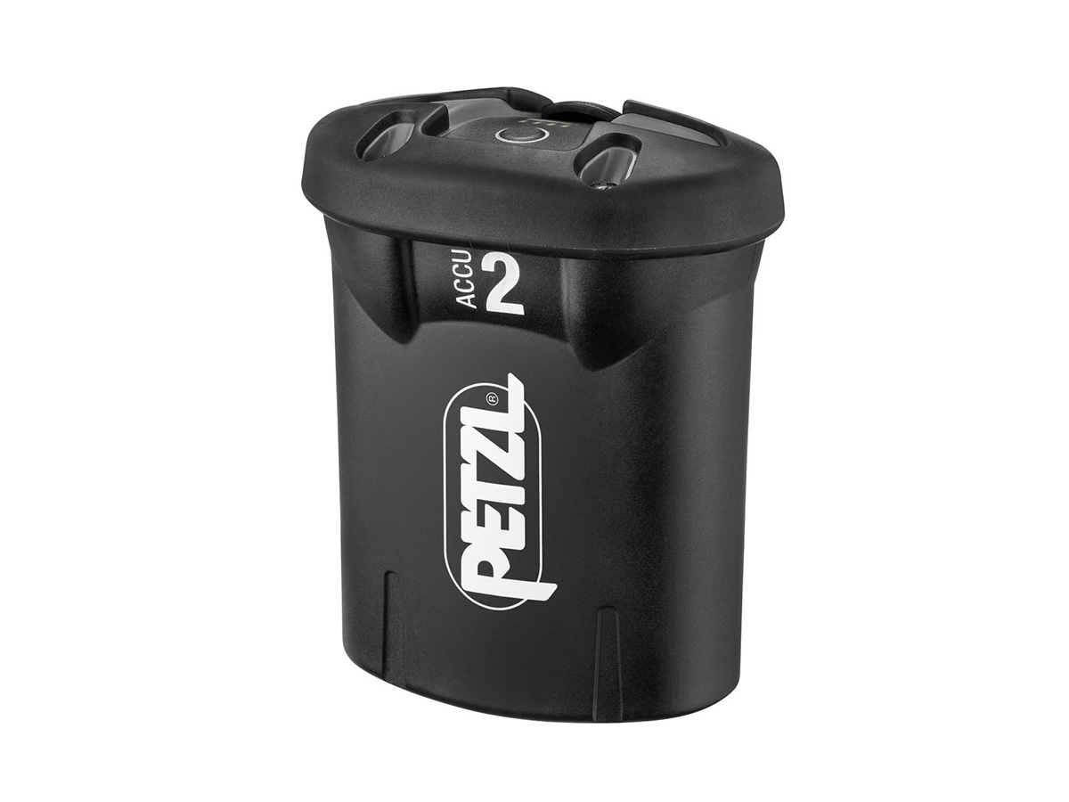 Petzl accu 2 replacement battery for the Duo s headlamp