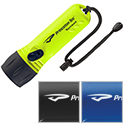 Princeton Tec Torrent Flashlight - Maxbright LED - 330 Lumens - Class I Div 2 - Includes 8 x AAs - Black, Blue or Neon Yellow