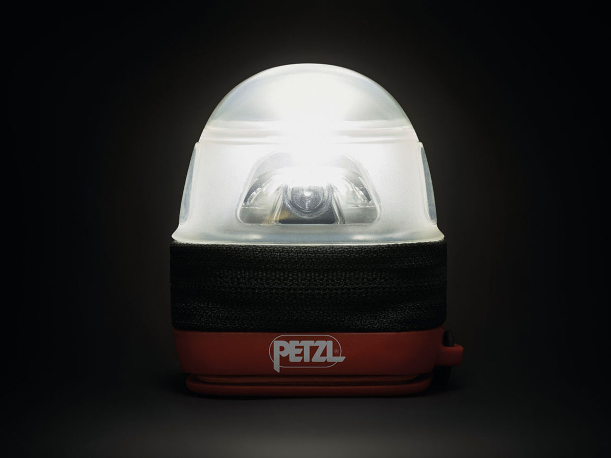 Petzl Noctilight Case light up