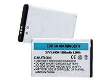 Empire BLI-1039-9 1200mAh 3.7V Replacement Lithium-Ion (Li-ion) Cell Phone Battery Pack for Samsung SGH-A847